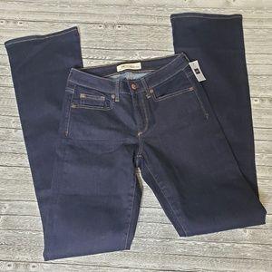 GAP curvy perfect bootcut jeans (27Tx 36) tall
